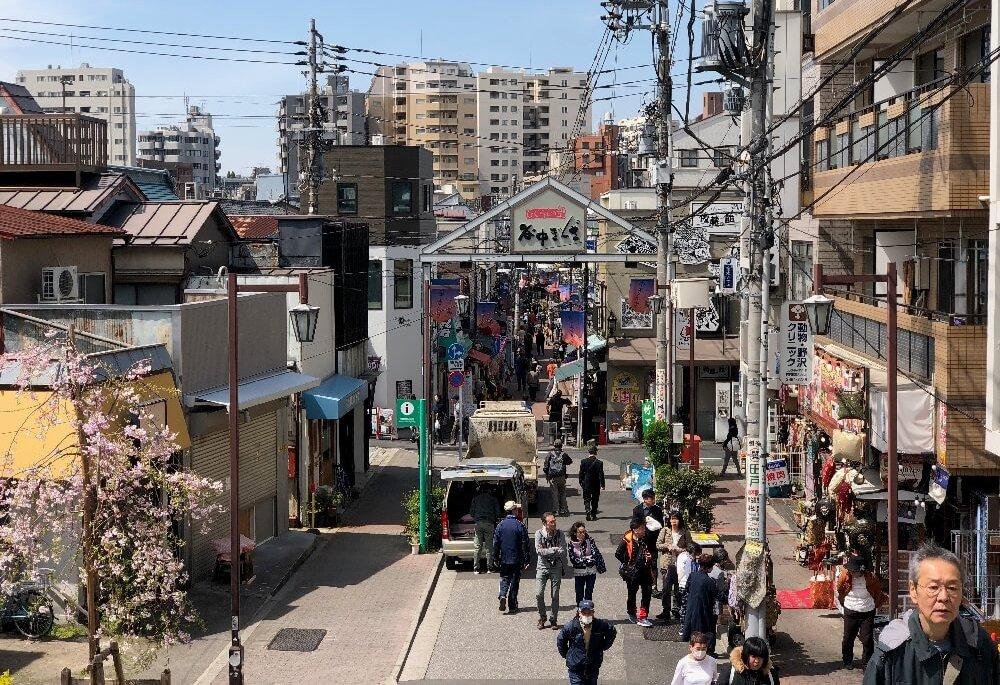 Old Town Tokyo Food Tour