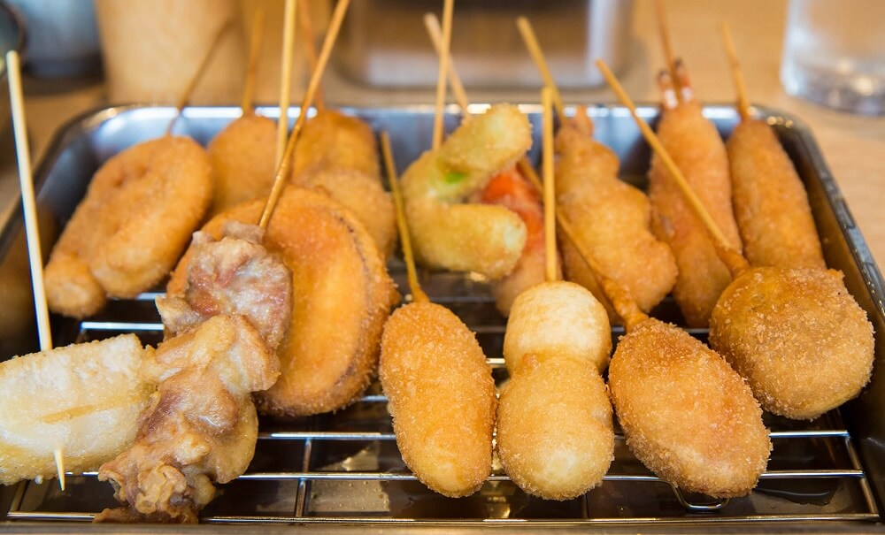 Nightlife Osaka Food Tour