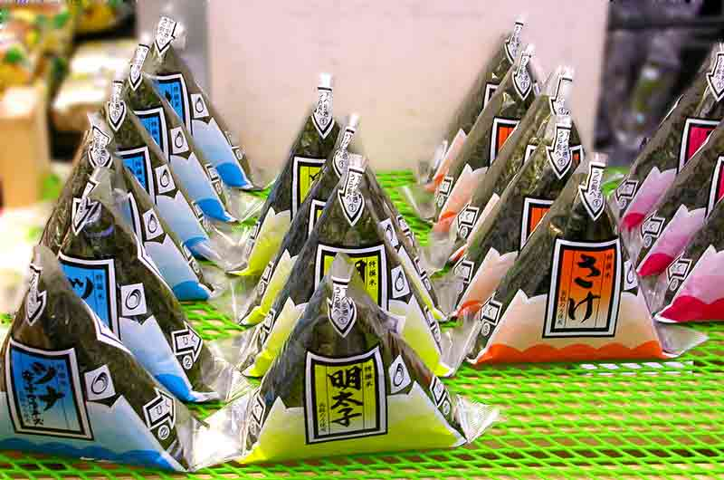 Onigiri: Japan's Most Loved Snack