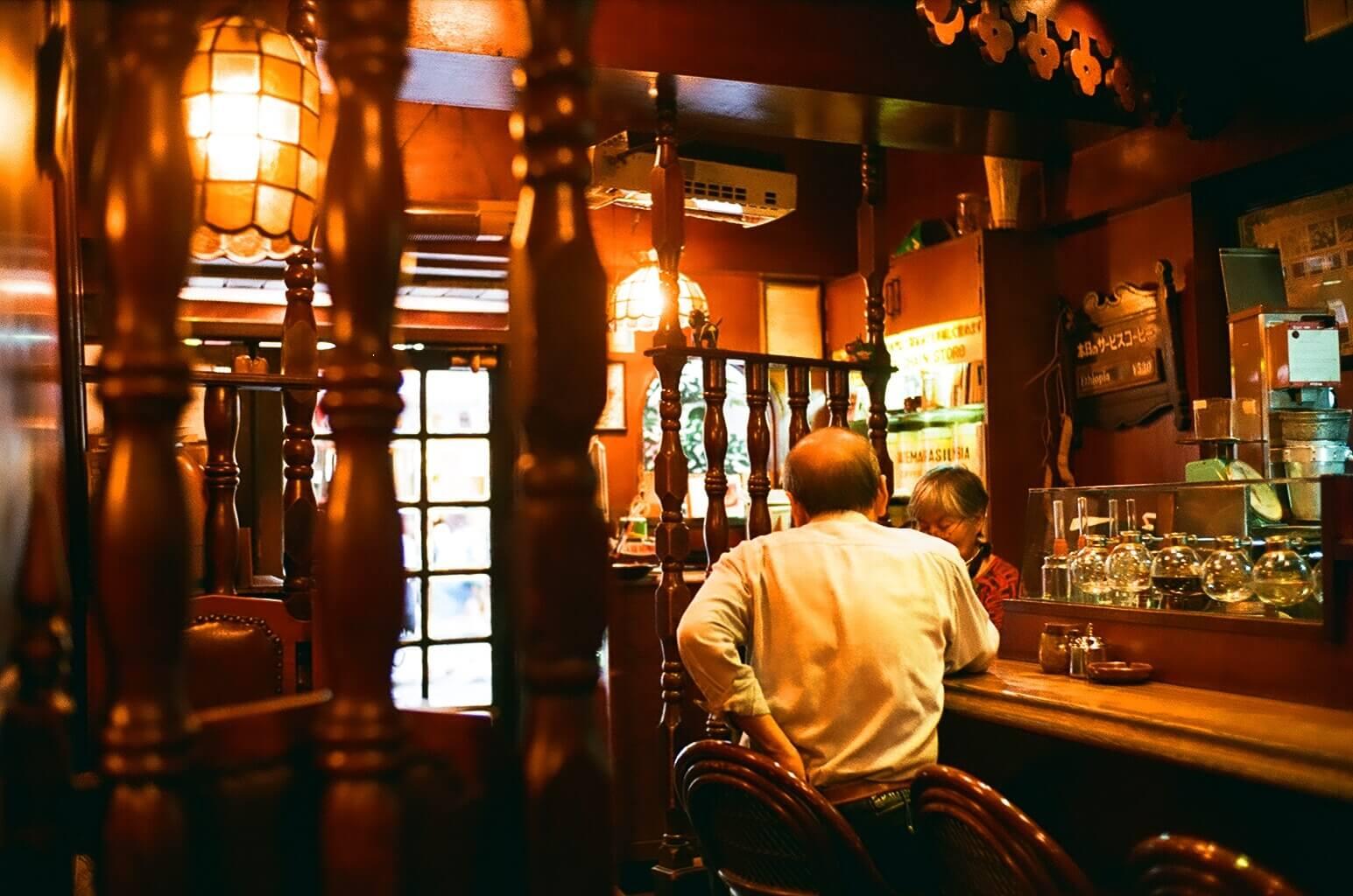 Tokyo Coffee Culture