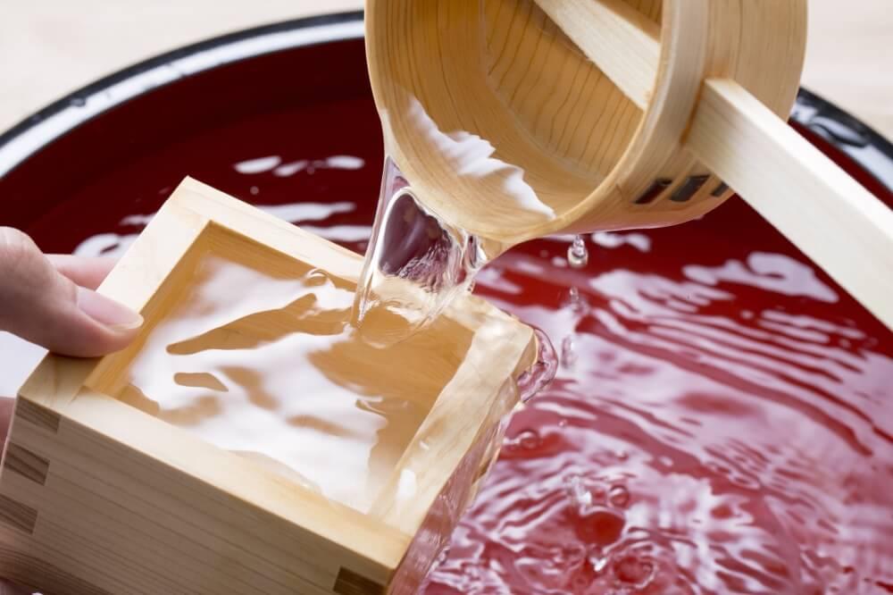 Sipping Summer Sake