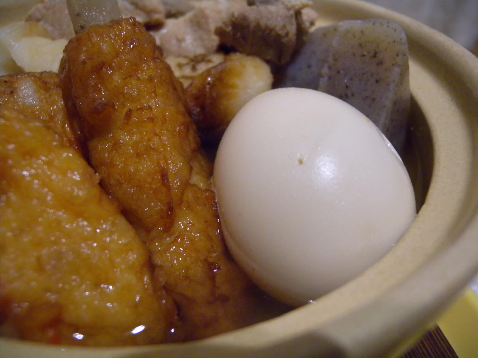 Oden - Traditional, Wintery Taste of Japan