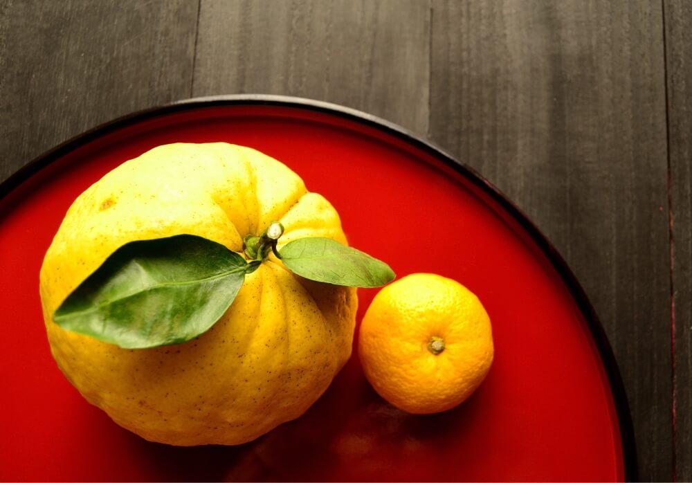 Flavors of Winter: Japanese Yuzu