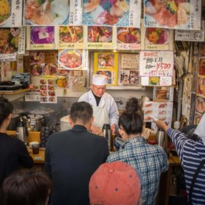Classic Tsukiji Insider's Tour
