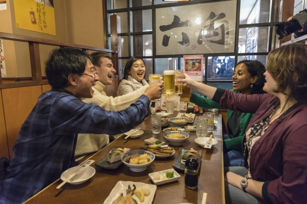 Kyoto Casual Evening Pontocho Food Tour