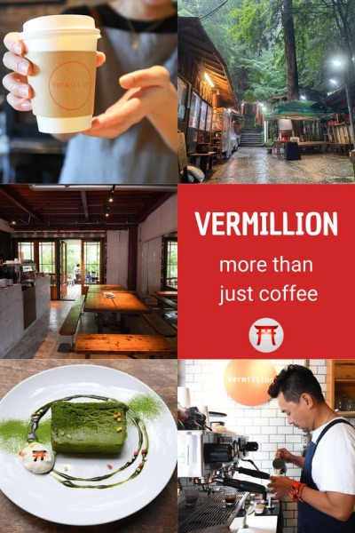 Vermillion, More Than Just Coffee