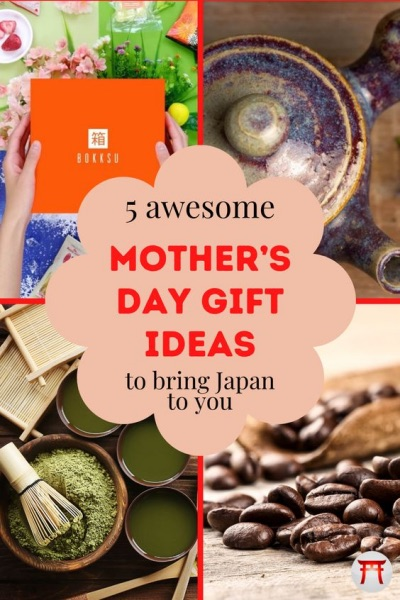 5 Awesome Mother's Day Gift Ideas to Bring Japan to You
