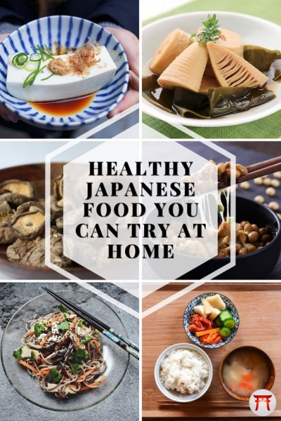 Healthy Japanese food you can try at home