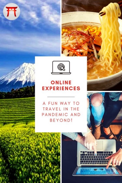 ONLINE TOURS: A FUN WAY TO TRAVEL IN THE PANDEMIC AND BEYOND!