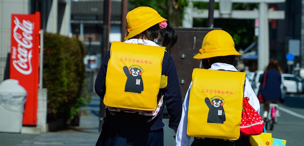 Kumamon Backpacks
