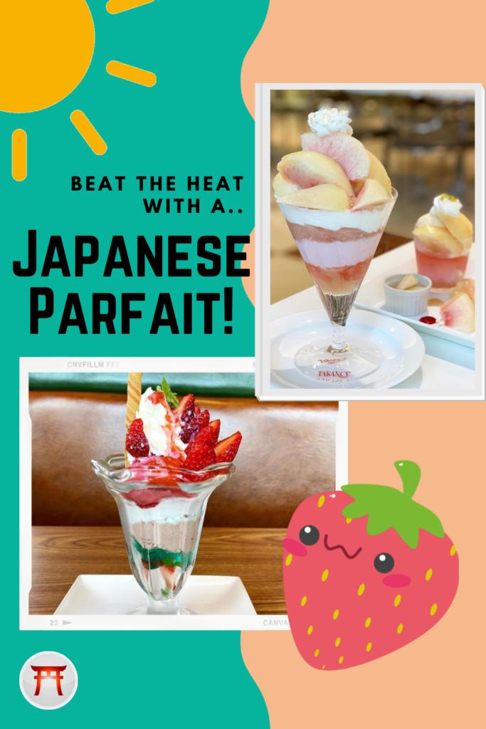Japanese Parfait