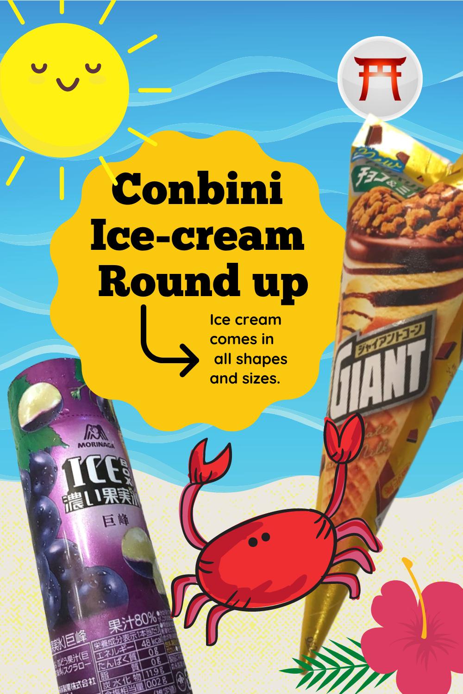 Conbini Icecream