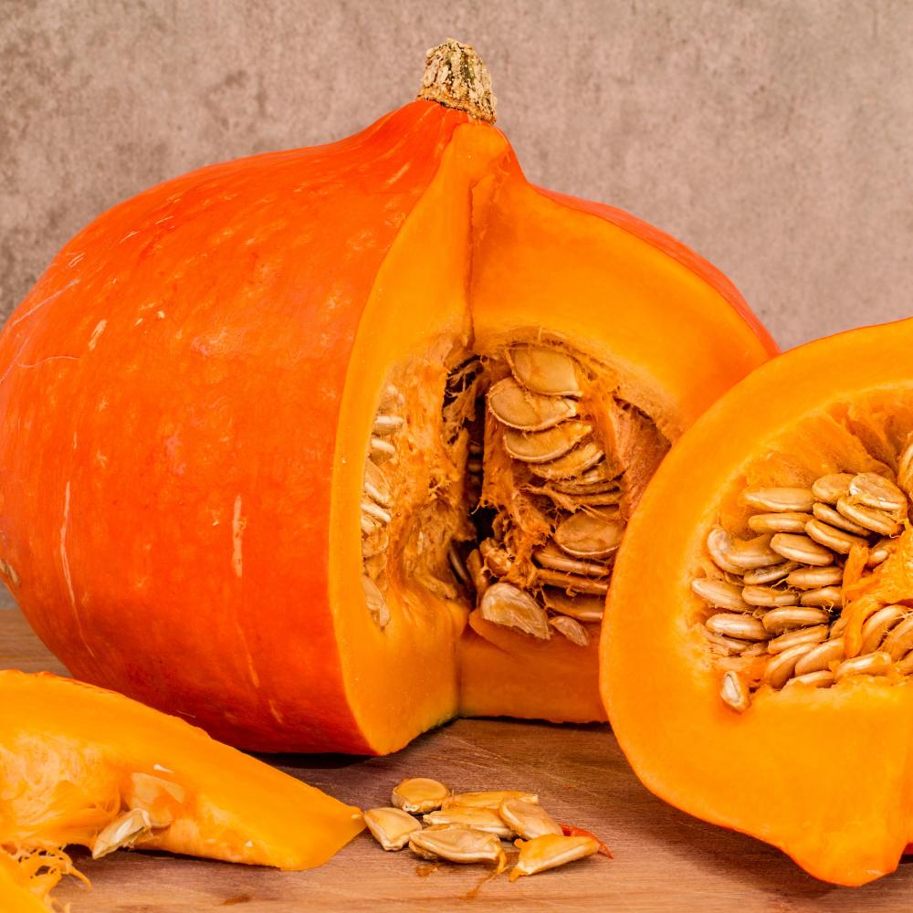 Japanese pumpkin (Kabocha)