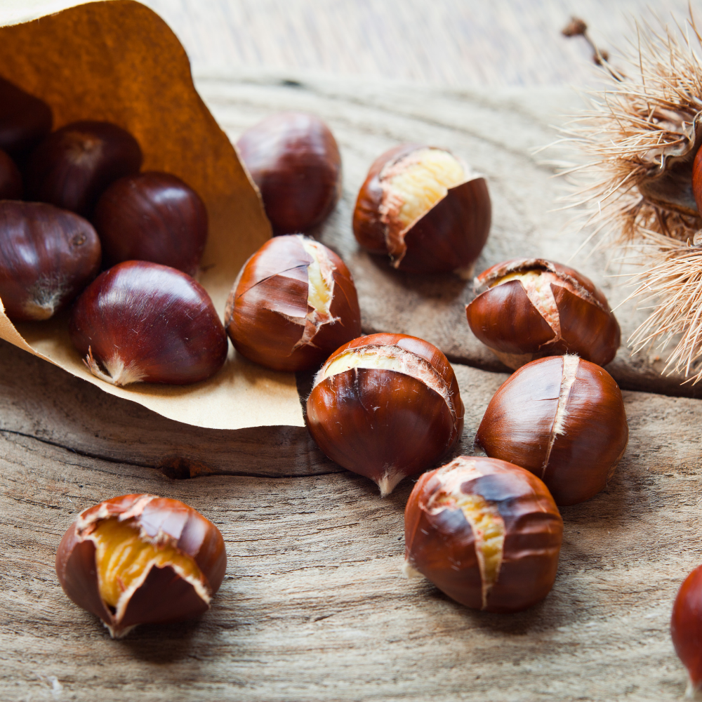 Kuri (Japanese chestnuts)